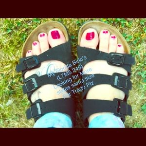 ISO BIRKENSTOCKS NOT FOR SALE!!!! READ!!!